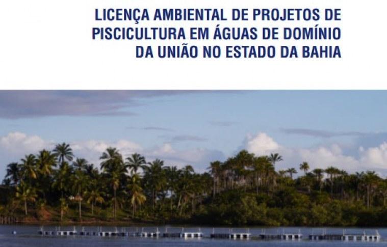 Licença ambiental para projetos de piscicultura na Bahia