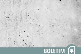 BOLETIM TENDÊNCIAS – Concreto aditivado antipoluição