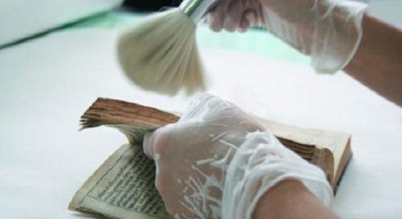 Restauração de objetos antigos como oportunidade de negócio.