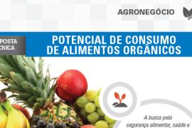 Boletim- Potencial de consumo de alimentos orgânicos