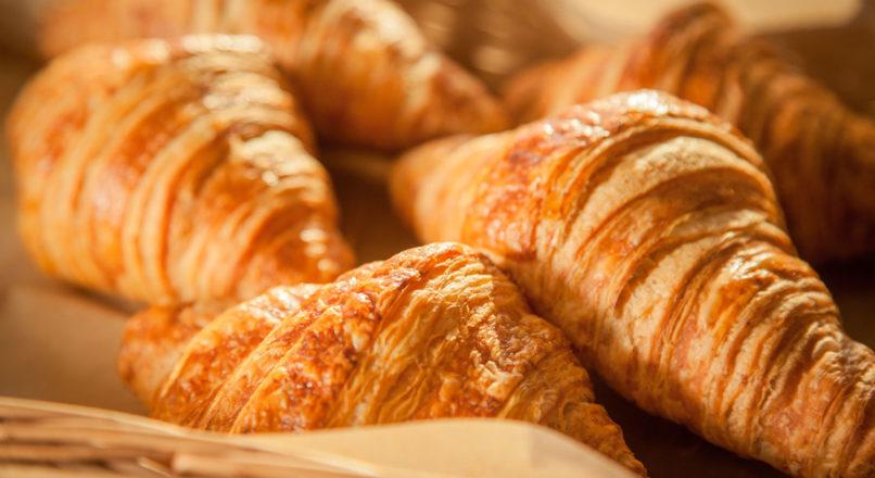 Oportunidade com a venda de croissants