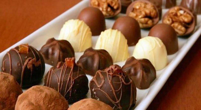 A multiplicação dos doces