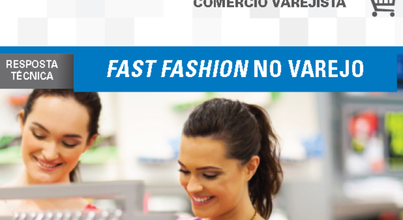 Boletim- Fast fashion no varejo