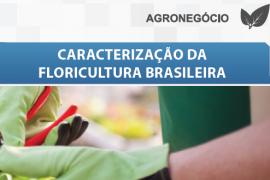 Boletim- Caracterização da Floricultura Brasileira