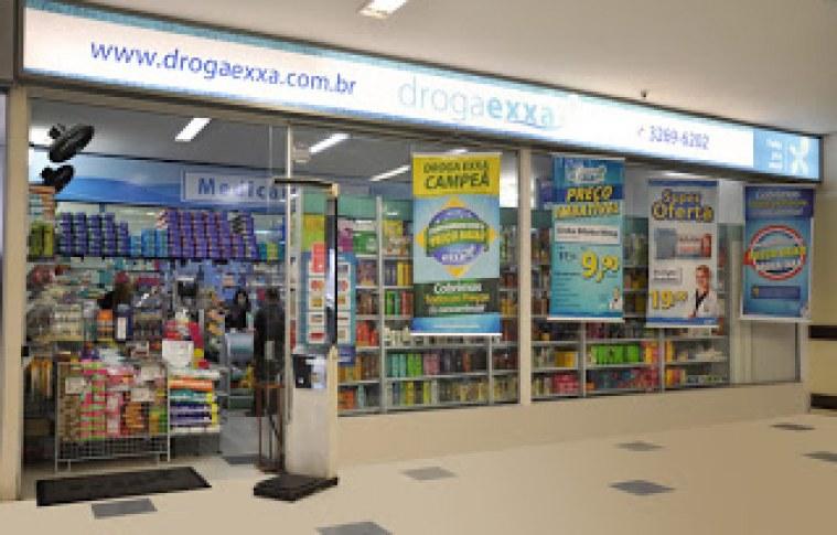 Lojas dentro de lojas