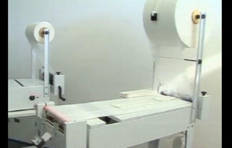 Com baixo investimento, máquina de fazer fraldas atrai empresários