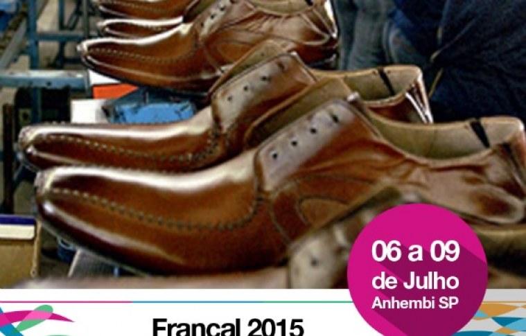 Francal 2015 deve alavancar setor de calçados com coleções da primavera-verão