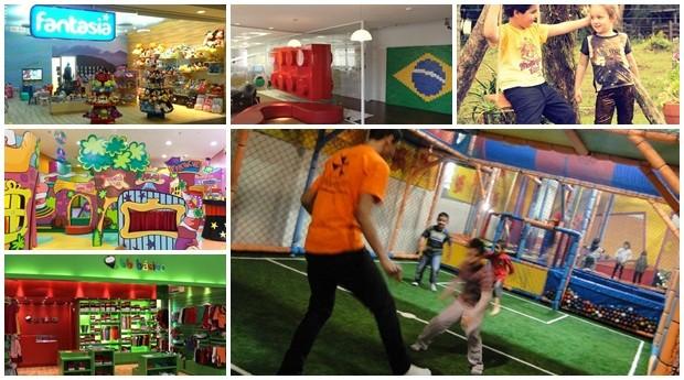 Franquias apostam no público infantil para faturar alto (Foto: Divulgação)