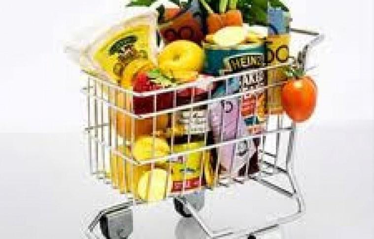 Celular pode substituir carrinho nas compras