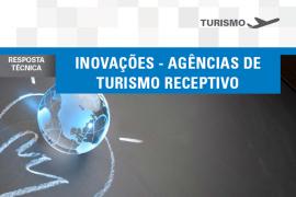 Boletim- Inovações Agência de Turismo Receptivo