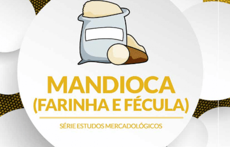 Mandiocultura: panorama do mercado