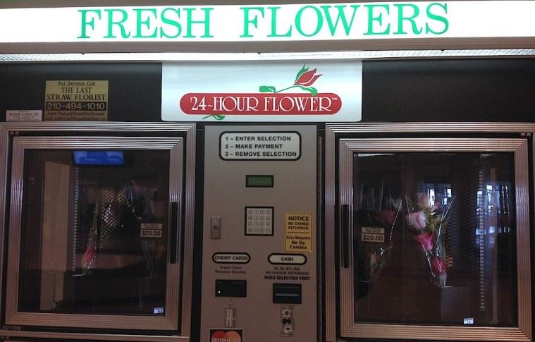 Máquinas de vendas automáticas são oportunidades de negócio