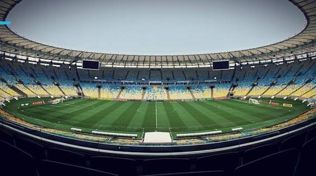maracana; copa do mundo; futebol (Foto: Divulgação)