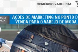 Boletim- Ações de marketing no ponto de venda para o varejo de moda