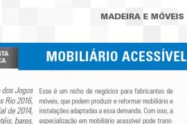 Boletim- Mobiliário Acessível