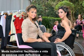 Moda inclusiva: facilitando a vida de pessoas com deficiência