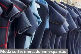 Moda surfe: mercado em expansão