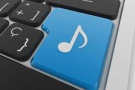 Novos negócios: música online