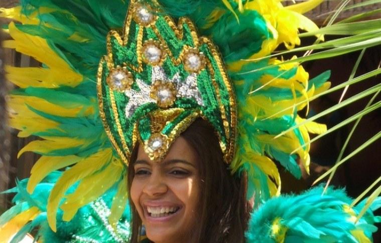Festas brasileiras no ritmo e cores da Copa 2014