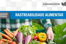 Boletim- Rastreabilidade alimentar