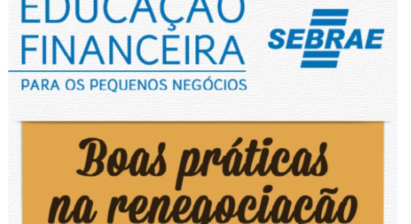Dicas de Educação Financeira: Boas práticas na renegociação