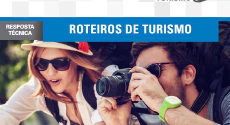 Boletim- Roteiros de Turismo