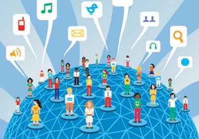 mídias sociais_redes sociais_marketing_engajamento (Foto: Shutterstock)