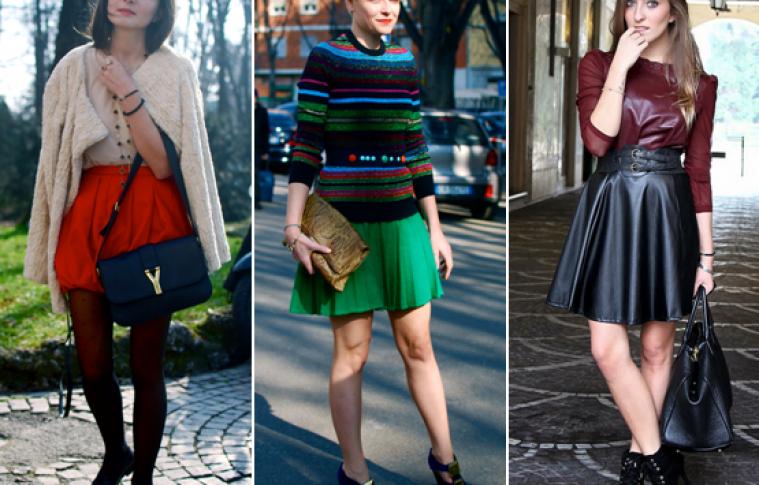 A moda vem das ruas
