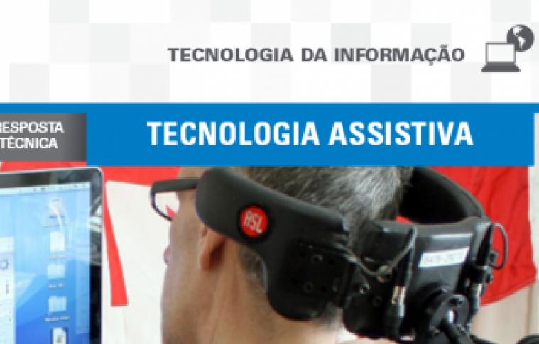 Boletim – Tecnologia Assistiva