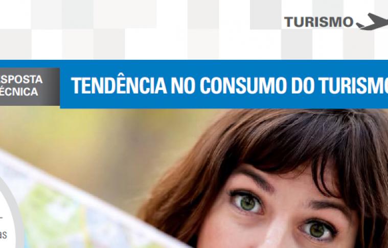 Boletim- Tendência no consumo do turismo