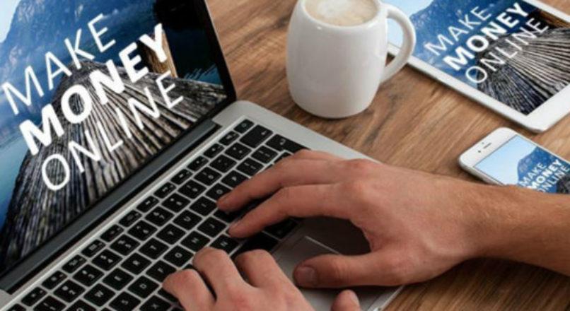 4 Ideias para ganhar dinheiro com internet