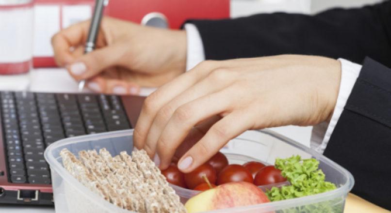4 Dicas de lanches saudáveis para levar para o trabalho