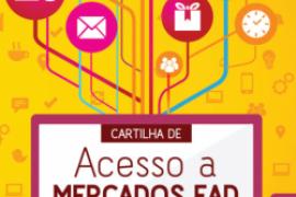 CURSOS EAD DO SEBRAE SOBRE ACESSO A MERCADOS