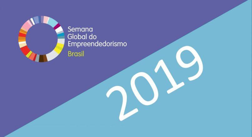 Qual a programação da Semana Global de Empreendedorismo em 2019?