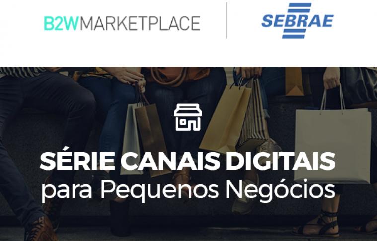 [Canais Digitais] Marketplaces impulsionam vendas online de pequenos negócios
