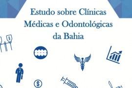 Estudo sobre clinicas médicas e odontológicas na Bahia
