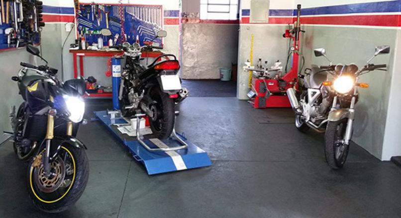Dicas para montar sua própria oficina de motos