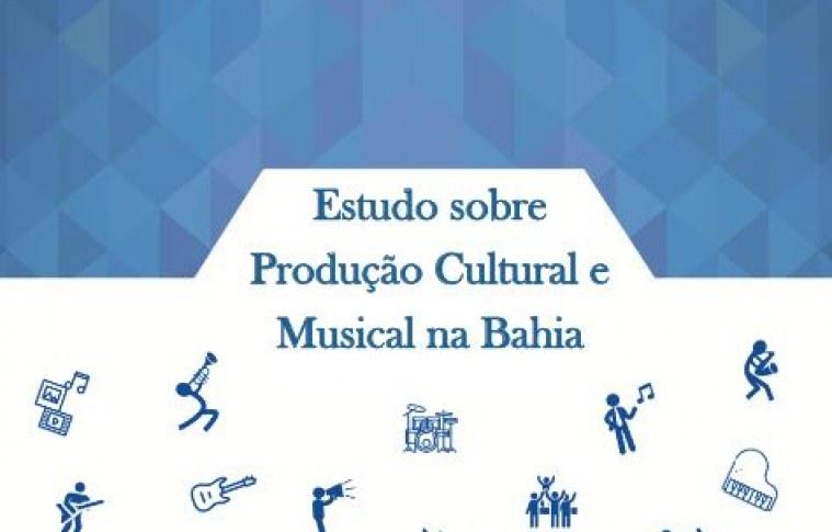 Estudo de mercado da produção cultural e musical