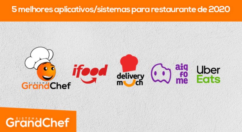 5 Melhores Aplicativos para Restaurante de 2020