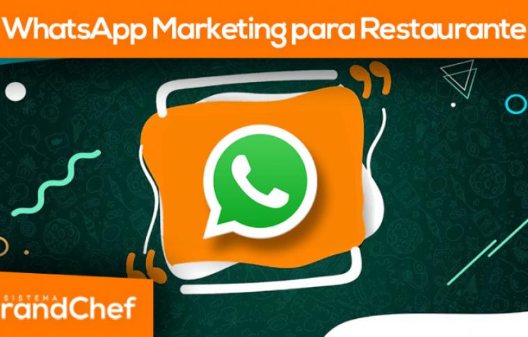 WhatsApp Marketing Para Restaurante