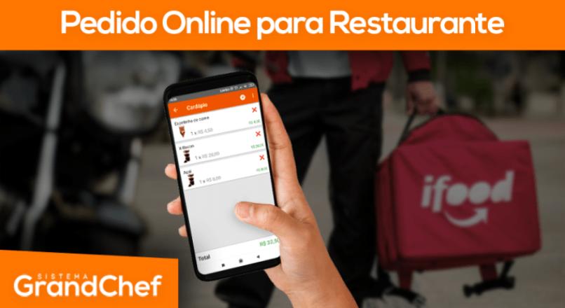 Como adotar pedido online no meu restaurante?