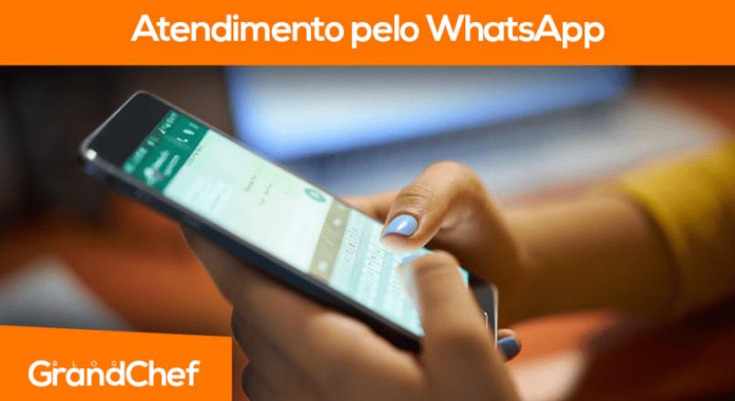 Atendimento pelo WhatsApp em Restaurante