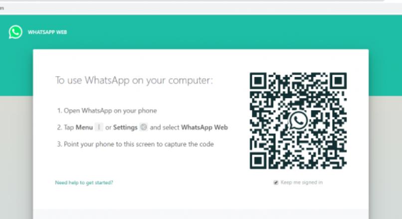 O que é o WhatsApp web e como ele funciona.