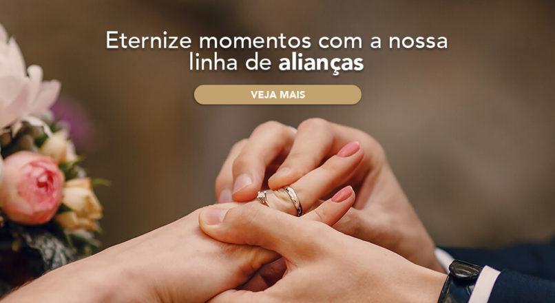 Como devo escolher as alianças de casamento, noivado ou compromisso?