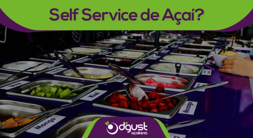 Self Service de Açaí