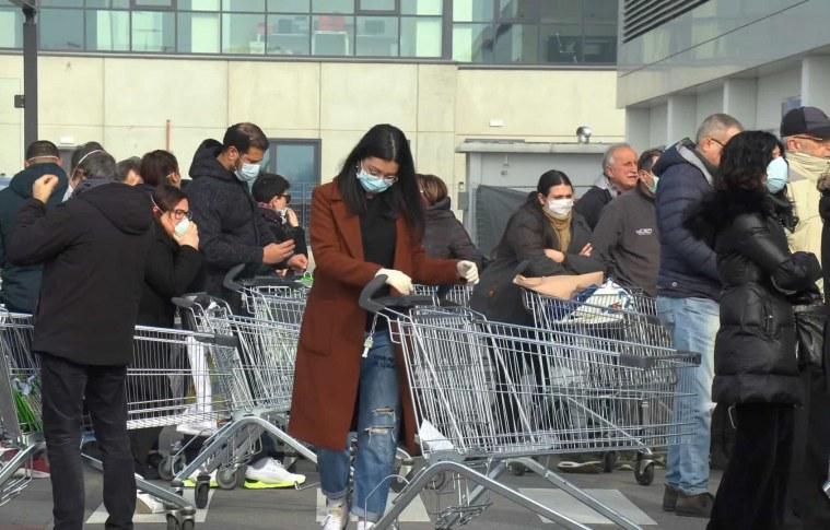 Covid-19: Como evitar o contágio na ida ao supermercado