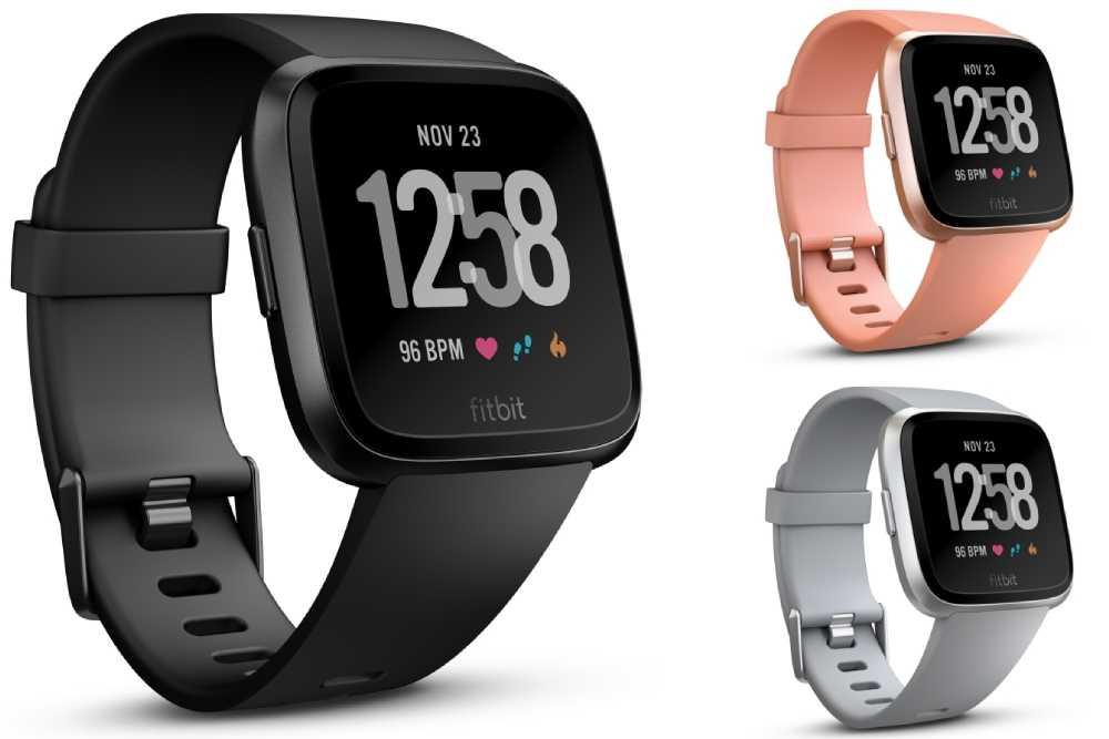 Fitbit - Marca de smartwatch comprada pelo Google