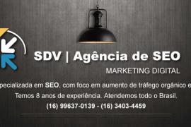 Como é feito o (SEO) da SDV | Agência de SEO  e Marketing Digital?