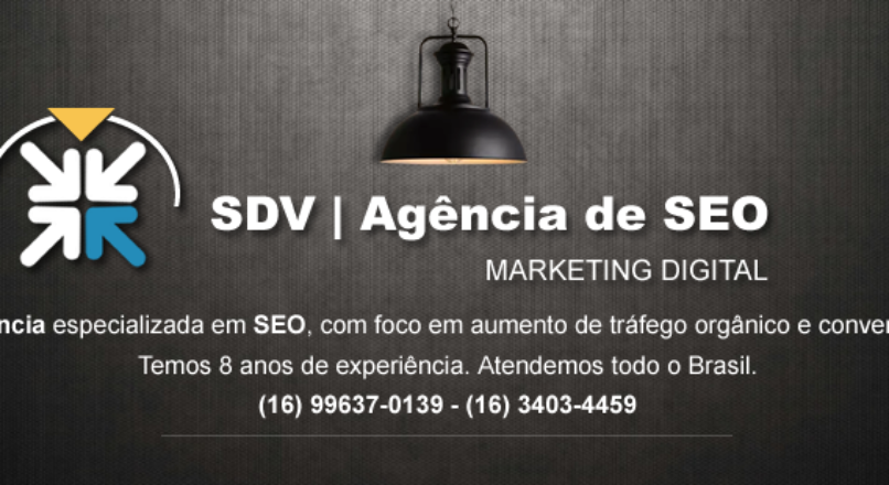 Como é feito o (SEO) da SDV | Agência de SEO  e Marketing Digital?