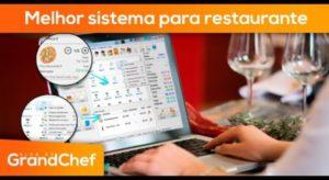 Melhor Sistema Para Restaurante, Bar E Pizzarias